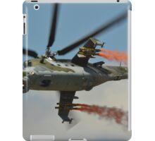 Mil Mi 35  Czech Air Force iPad Case/Skin