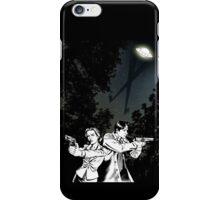 Mulder & Scully  iPhone Case/Skin