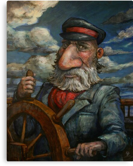 Old Man and The Sea by joehox