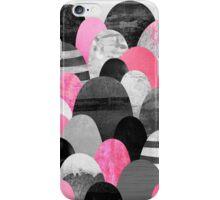 Pink Rocks iPhone Case/Skin