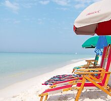 Relaxing in Destin by clcphotography