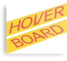 Hover Board Metal Print