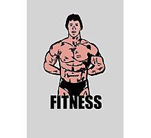 Fitness man Photographic Print