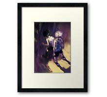 Hunter x Hunter (Gon & Killua) Framed Print