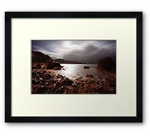 Southerly Winds Framed Print