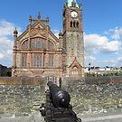 Up North - Derry Ireland by mikequigley