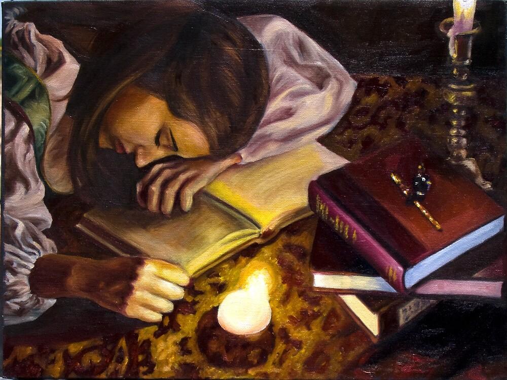 The Renaissance Reader by Alexa Rhoads