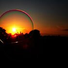 SUNSET IN A BUBBLE by leonie7