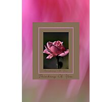 Thinking Of You . . .  Photographic Print
