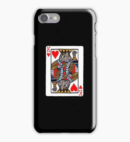 Moriarty, King of Hearts iPhone Case/Skin