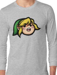 Hah! HYAH!!! Long Sleeve T-Shirt