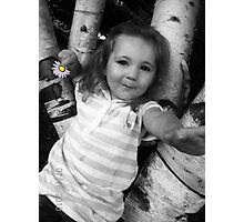 *Precious Daisy Love* Photographic Print