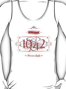 Since 1942 (Red&Black) T-Shirt