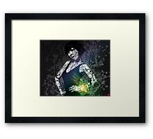 Splash Damage (Sunmi) Framed Print