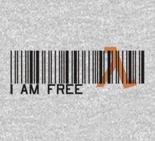 Half life: I am free by vandalmakesstuf