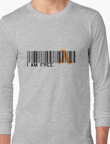 Half life: I am free Long Sleeve T-Shirt