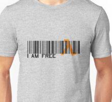 Half life: I am free Unisex T-Shirt