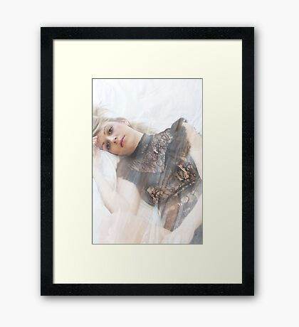"""""""What lies Within"""" Framed Print"""