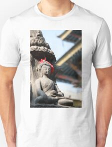 Temple Peace Unisex T-Shirt