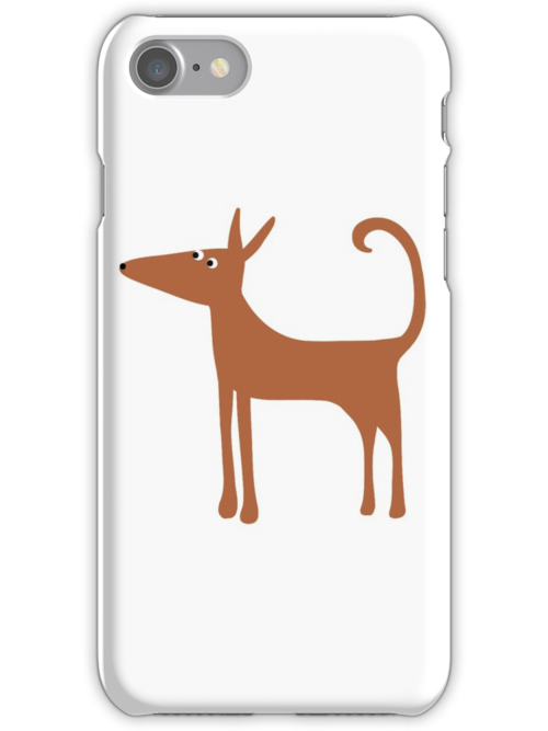 Pharaoh Hound by Nic Squirrell
