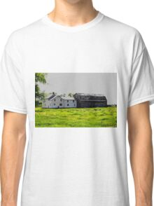 Old House/Barn Attachment Classic T-Shirt