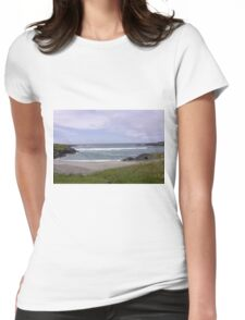 Seaview  Glencolumbkille, Donegal Ireland Womens Fitted T-Shirt