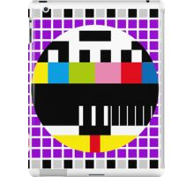 TV Signal iPad Case/Skin