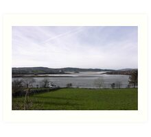 Doe Castle Donegal Ireland  Art Print
