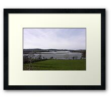 Doe Castle Donegal Ireland  Framed Print
