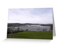 Doe Castle Donegal Ireland  Greeting Card