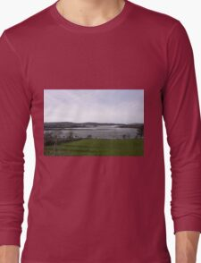 Doe Castle Donegal Ireland  Long Sleeve T-Shirt