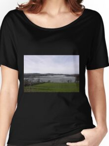 Doe Castle Donegal Ireland  Women's Relaxed Fit T-Shirt
