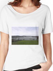 Doe Castle Donegal Ireland  Women's Relaxed Fit T-Shirt