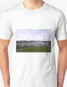 Doe Castle Donegal Ireland  Unisex T-Shirt