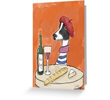 Sally's Place  Greeting Card