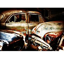 Valet Parking 1 Photographic Print