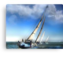 Odyssey Ho 2 Canvas Print