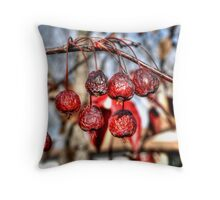 Berry Cool Throw Pillow
