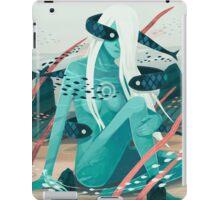 Heavy water iPad Case/Skin