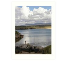 Keadue Bay, Donegal, Ireland  Art Print