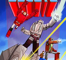 Return of The GoBots by sharpbrothers