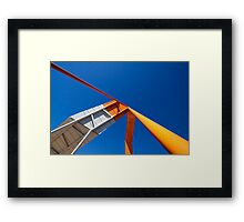 Sculpture at National Gallery Framed Print