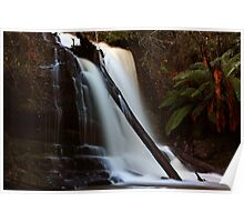 "Lilydale Falls @ 31mm"" Poster"