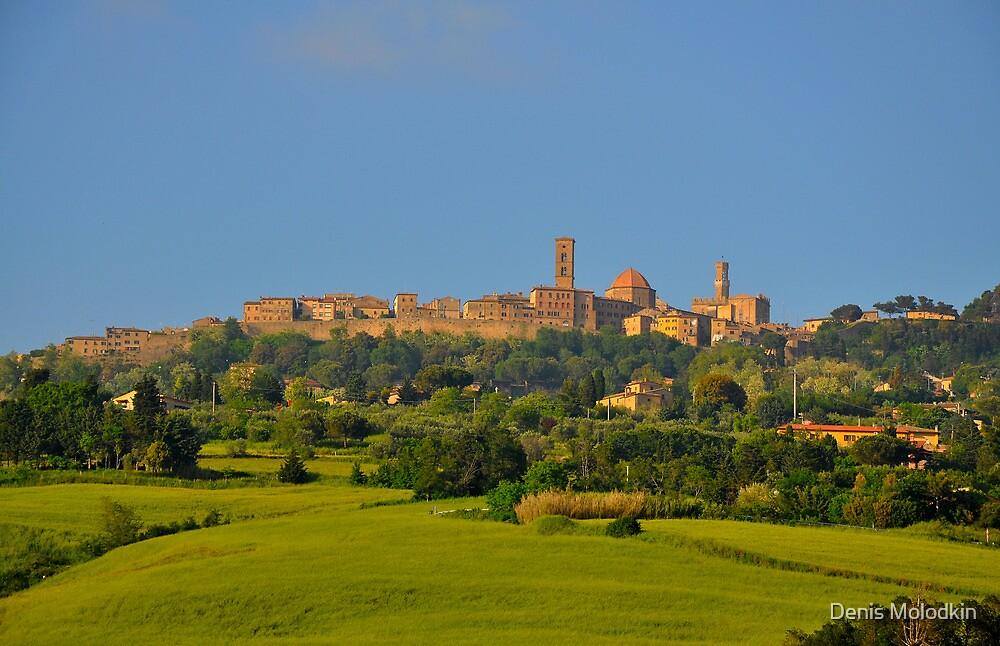 Volterra - Town of Twilight I by Denis Molodkin