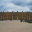 Palace of Versailles by Peter Reid