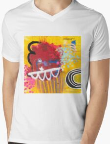 Look To The Rainbow #2. Mens V-Neck T-Shirt