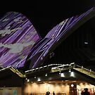 purple Opera House by Bec Mooney