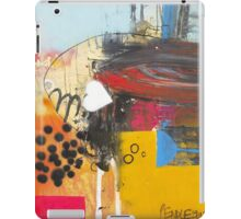 Follow The Fellow Who Follows A Dream. iPad Case/Skin