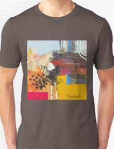 Follow The Fellow Who Follows A Dream. Unisex T-Shirt