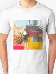 Follow The Fellow Who Follows A Dream. T-Shirt